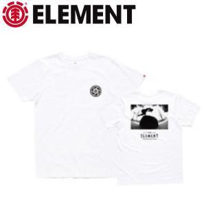 エレメント ELEMENT メンズ 半袖 Tシャツ ティーシャツ バックプリント トップス M・L・XL WHT JAPAN WINNER SS|54tide