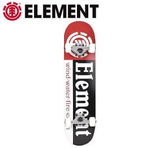 エレメント ELEMENT 2019 コンプリートデッキ キッズ 女性向け 7.25インチ 板 スケートボード スケボー|54tide