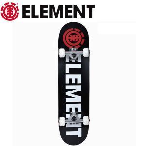 エレメント ELEMENT 2019 コンプリートデッキ キッズ 女性向け 7.375インチ 板 スケートボード スケボー|54tide