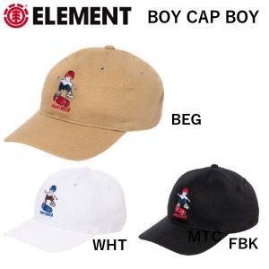 エレメント ELEMENT キッズ 【SKATE BOY】 BOY CAP BOY キャップ キッズ ボーイズ ガールズ キャップ スナップバックキャップ 帽子 54tide