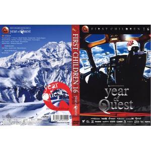 ファーストチルドレン FIRST CHILDREN Year Of Quest 16 スノーボード DVD|54tide