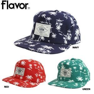 【FLAVOR】フレーバー /スナップバック キャップ 帽子  メンズ レディース/3カラー|54tide