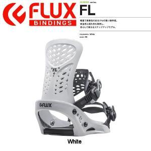 予約受付中 FLUX BINDING フラックス バインディング FL ジュニア キッズ スノーボード バインディング オールラウンド  パーク  フリーライド|54tide