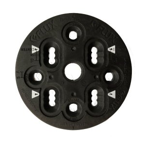 FLUX BINDING  フラック ビンディング バートンEST板用 2ホール 4×4 ディスク ...
