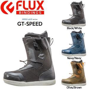 フラックス FLUX メンズ スノーブーツ スノーボード スノボー 靴 26cm・26.5cm・27.0cm 2カラー GT-SPEED|54tide