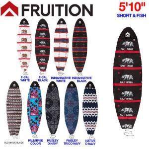 FRUITION フリュージョン マイクロファイバー サーフボード サーフィン ソフトケース ボードケース|54tide