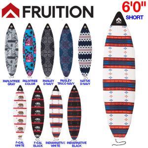 FRUITION フリュージョン マイクロファイバーボードケース  サーフボードケース ソフトケース ショートボード用 60 Short サーフィン|54tide