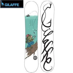 GILAFFE ジラーフ BiteClub スノーボード 板 CS フラットハイブリッドキャンバー 149-155 特典あり 54tide