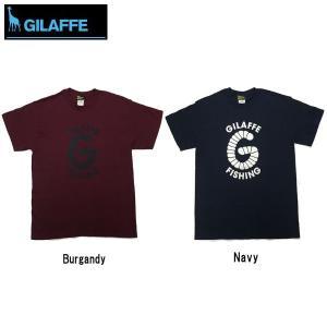 GILAFFE ジラーフ 2016-2017 Fishing メンズTシャツ 半袖ティーシャツ Tee 54tide