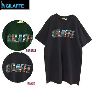 GILAFFE ジラーフ 2016-2017 Hero メンズTシャツ 半袖ティーシャツ Tee M-XL 2カラー 54tide