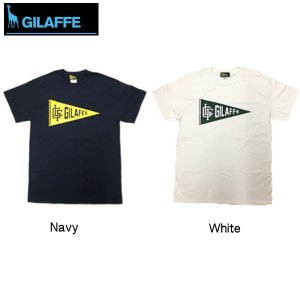 GILAFFE ジラーフ 2016-2017 Pennant メンズTシャツ 半袖ティーシャツ Tee 54tide