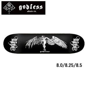 ゴッドレス godless SKATEBOARD LIFEDEATH スケートボード デッキ スケボー ストリート パーク ボウル ランプ sk8 skateboard|54tide