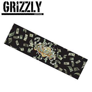 グリズリー GRIZZLY デッキテープ グリップテープ スケートボード スケボー sk8 skateboard BALLIN GRIPTAPE|54tide