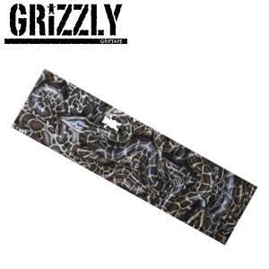 グリズリー GRIZZLY デッキテープ グリップテープ スケートボード スケボー sk8 skateboard SNAKE PIT GRIPTAPE|54tide
