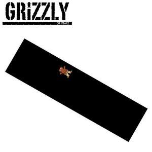 グリズリー GRIZZLY デッキテープ グリップテープ スケートボード スケボー sk8 skateboard THUG BEAR GRIPTAPE|54tide