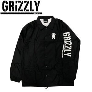 GRIZZLY グリズリー GRIZZLY X JAPAN EXCLUSIVE メンズ コーチジャケット アウター トップス|54tide