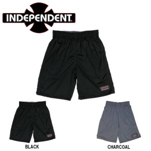 インデペンデント Independent Manner Short バスケットボールショーツ メンズ ショーツ ハーフパンツ 短パン ストリート スケボー バスケ|54tide