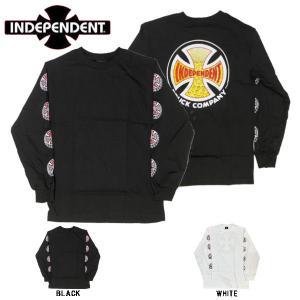 インディペンデント INDEPENDENT Suds Regular L/S Independent T-Shirt ロングスリーブTシャツ メンズ 長袖 ストリート スケートボード S/M/L/XL|54tide