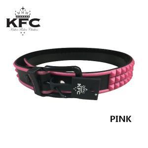 キッカーファッカーチキン KFC Kicker Fucker Chicken CANDYラバースタッズベルト Kicker Fucker Chicken|54tide