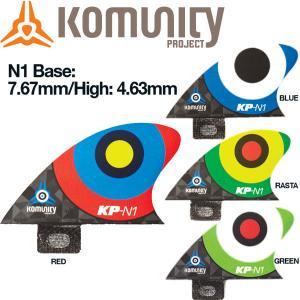 KOMUNITY PROJECT コミュニティ プロジェクト2016 Bullseye Nubsters-N1 スタビライザー サーフィン|54tide