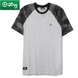 ステッカープレゼント LRG エルアールジー2016春夏 Empire Knit メンズティーシャツ 半袖Tシャツ Tee AS14 S 54tide