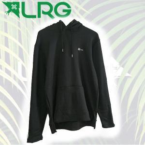 LRG エルアールジー メンズプルオーバーパーカー 長袖 M-L Black 54tide