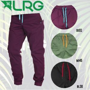 エルアールジー  LRG 2016秋冬 RC GAMECHANGER JOGGER PANT メンズパンツ ジョガーパンツ スケートボード 54tide