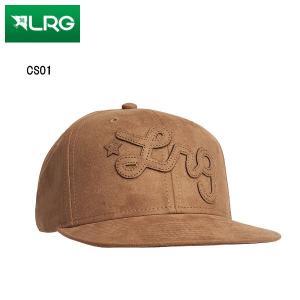 エルアールジー LRG FAUX SURE STRAPBACK HAT キャップ 帽子 スナップバック スケートボード CATHAY SPICE 54tide