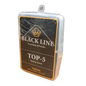 マツモトワックス 固形タイプ Black Line Top-...