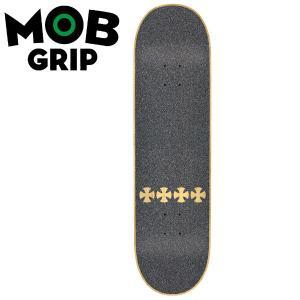 MOB GRIP モブグリップ LASER CUT INDY 4 CROSS デッキテープ グリップテープ スケートボード スケボー sk8 9×33インチ|54tide
