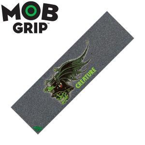 モブグリップ MOB GRIP Creature Nonconformist/デッキテープ グリップテープ スケートボード スケボー/9×33インチ/|54tide