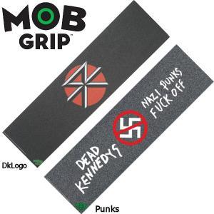 モブグリップ MOB GRIP Dead Kennedys/デッキテープ グリップテープ スケートボード スケボー/9×33インチ|54tide