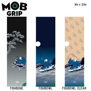 【MOB GRIP】モブグリップ TEMPLE OF SKATE 髑髏 骸骨柄 グリップテープ Grip Tape デッキテープ  スケートボード スケボー sk8 9×33インチ 【正規品】 54tide
