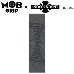 【MOB GRIP】モブグリップ INDEPENDENT BREAKNECK インデペンデント インディー グリップテープ Grip Tape デッキテープ  スケートボード  9×33インチ|54tide
