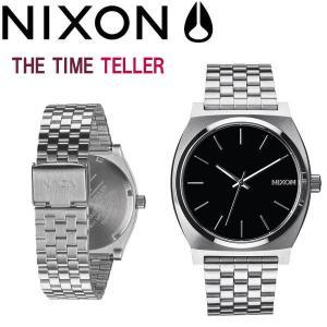 9bdaeb75bd NIXON ニクソン THE TIME TELLER タイムテラー メンズ レディース ユニセックス ウォッチ アナログ腕時計