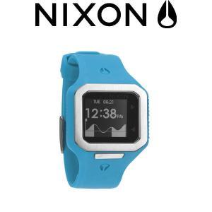 nix-na316-917 NIXON ニクソン THE SUPERTIDE メンズウォッチ デジタル腕時計 SKY BLUE|54tide