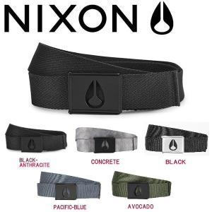 NIXON ニクソン SPY BELT メンズベルト ウェビングベルト|54tide