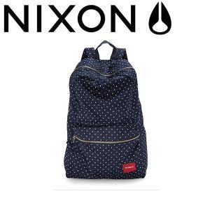ニクソン NIXON Everyday メンズバックパック リュックサック バッグ  パッカブルNavy|54tide