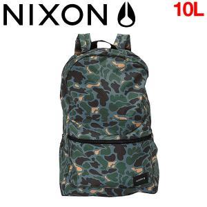 ニクソン NIXON Everyday メンズバックパック リュックサック バッグ パッカブル Camo|54tide