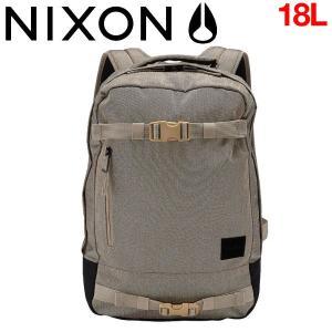 ニクソン NIXON Del Mar メンズバックパック リュックサック バッグ KhakiHeat...