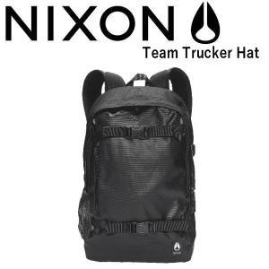 ニクソン NIXON  Smith Skatepack III メンズバックパック リュックサック バッグ 鞄  BLACK|54tide