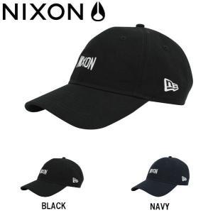 ニクソン NIXON ニューエラ メンズ レディース ストラップバック キャップ 帽子 NEW ERA APOLLO NE 9TWENTY STRAPBACK|54tide