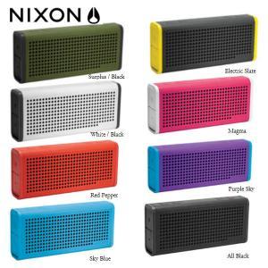 nix-nh028 NIXON ニクソン THE BLASTER ポータブルワイヤレススピーカー|54tide