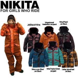 ニキータ NIKITA Mayon Jacket レディーススノージャケット スノーボード スノボー 54tide