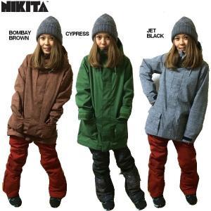 NIKITA ニキータ SAGA JACKET レディーススノージャケット スノーボード スノーウェア ウエア|54tide