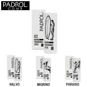 パドロール PADROL メンズ レディース 練り香水 フレグランス スティックタイプ 持ち運び|54tide