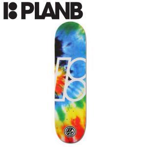 プランビー PLAN B FELIPE NEXUS 7.875 SPL メンズスケートボードデッキ スケボー 板|54tide