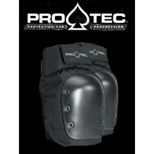 PRO TEC プロテックプロテクター スケートボード スノーボード ストリートニーパット STREET KNEE PADS S-XL