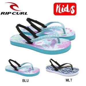 リップカール RIP CURL キッズ 子供用 ビーチサンダル ビーサン サンダル 18cm・20cm・21cm・22cm 2カラー|54tide