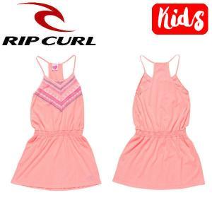 RIP CURL リップカール キッズ ガールズ ワンピース トップス GIRLS 子供用 KIDS|54tide